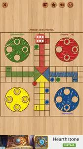 Ludo Parchis Classic Woodboard Screenshots 2